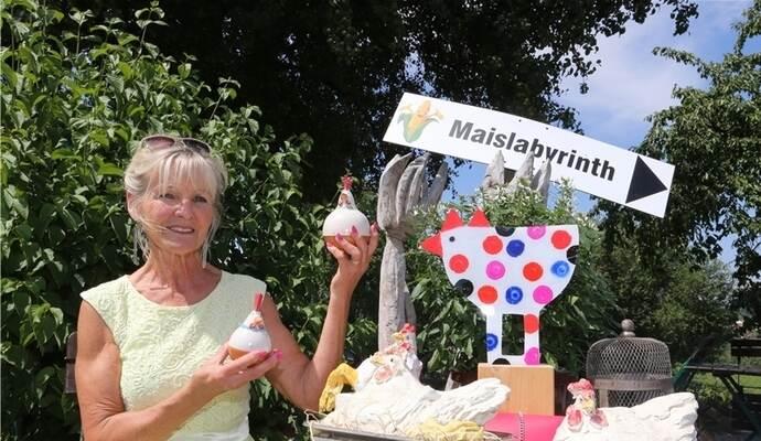 Maislabyrinth Birkenfeld