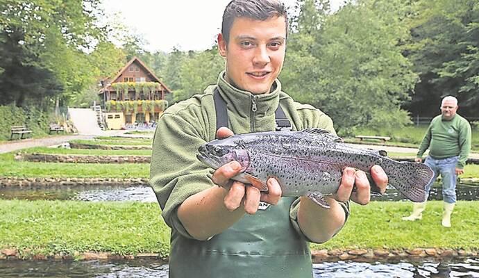 Zordel Fischzucht Eyachtal