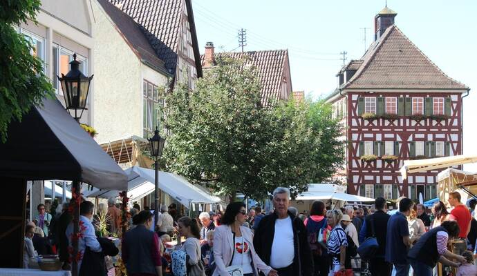 Weinfest Bretten