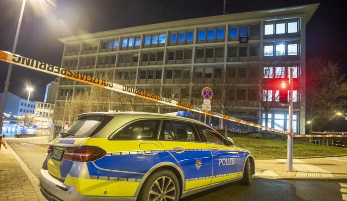 Polizeirevier Nord Pforzheim